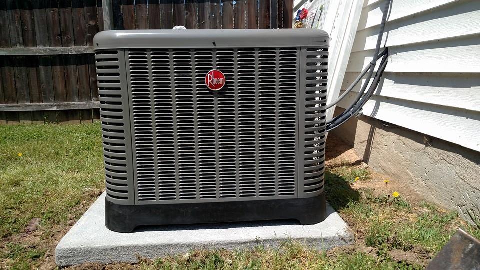 Residential Air Conditioner in Raleigh NC, Enviro Air NC HVAC experts!