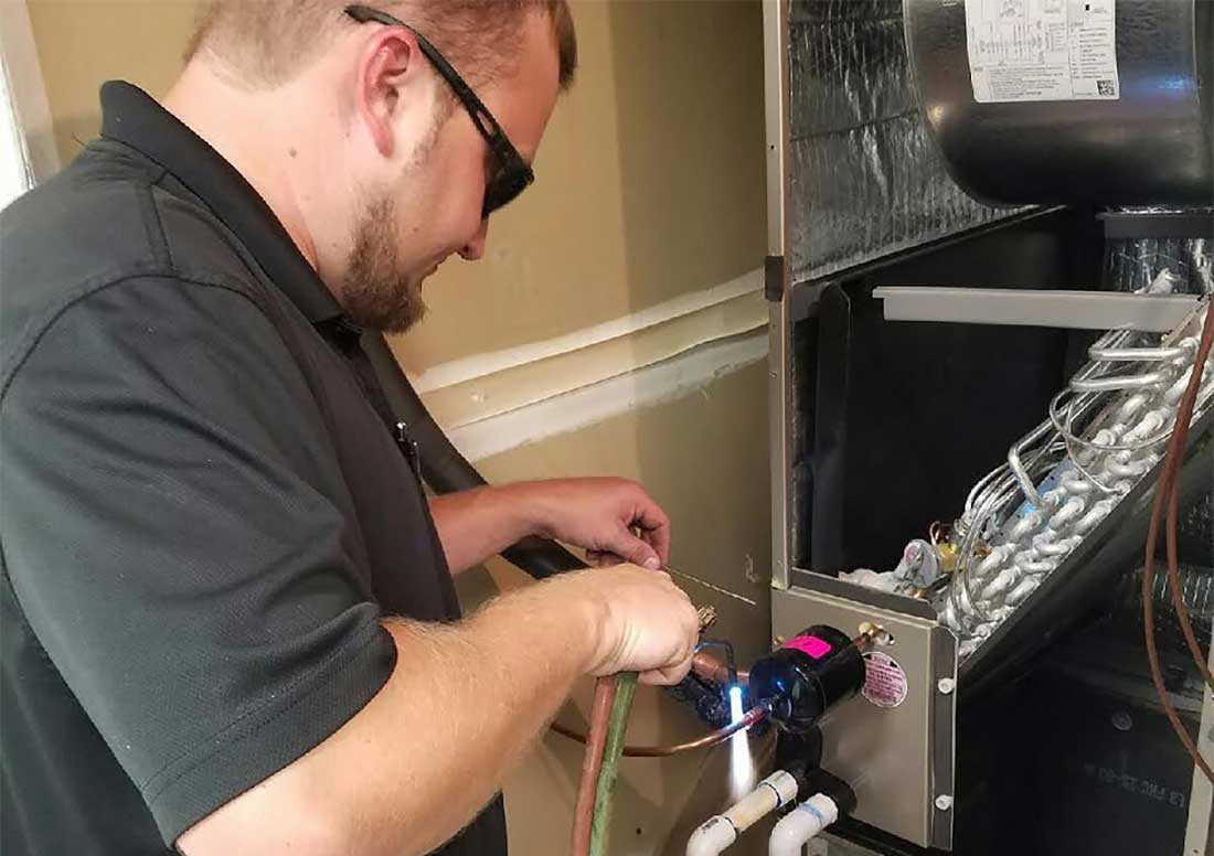 preventative HVAC services in Raleigh NC, Enviro Air NC HVAC experts!