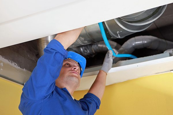 Duct Leakage Testing in Raleigh NC, Enviro Air NC HVAC experts!