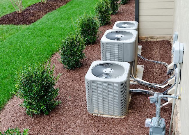 Residential HVAC, heating, and air conditioning Raleigh